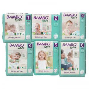 BAMBO Nature ECO-Friendly pelene