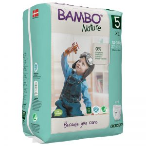 Bambo Nature Eco Friendly Pants 5 (12-18 kg, 19/1)