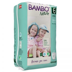 Bambo Nature Eco Friendly Pants 6 (18+ kg, 18/1)
